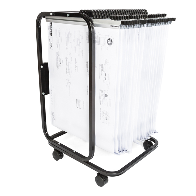 Planmate A1 MAXI Trolley (24 Clamp Capacity)